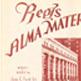 The Regis Alma Mater