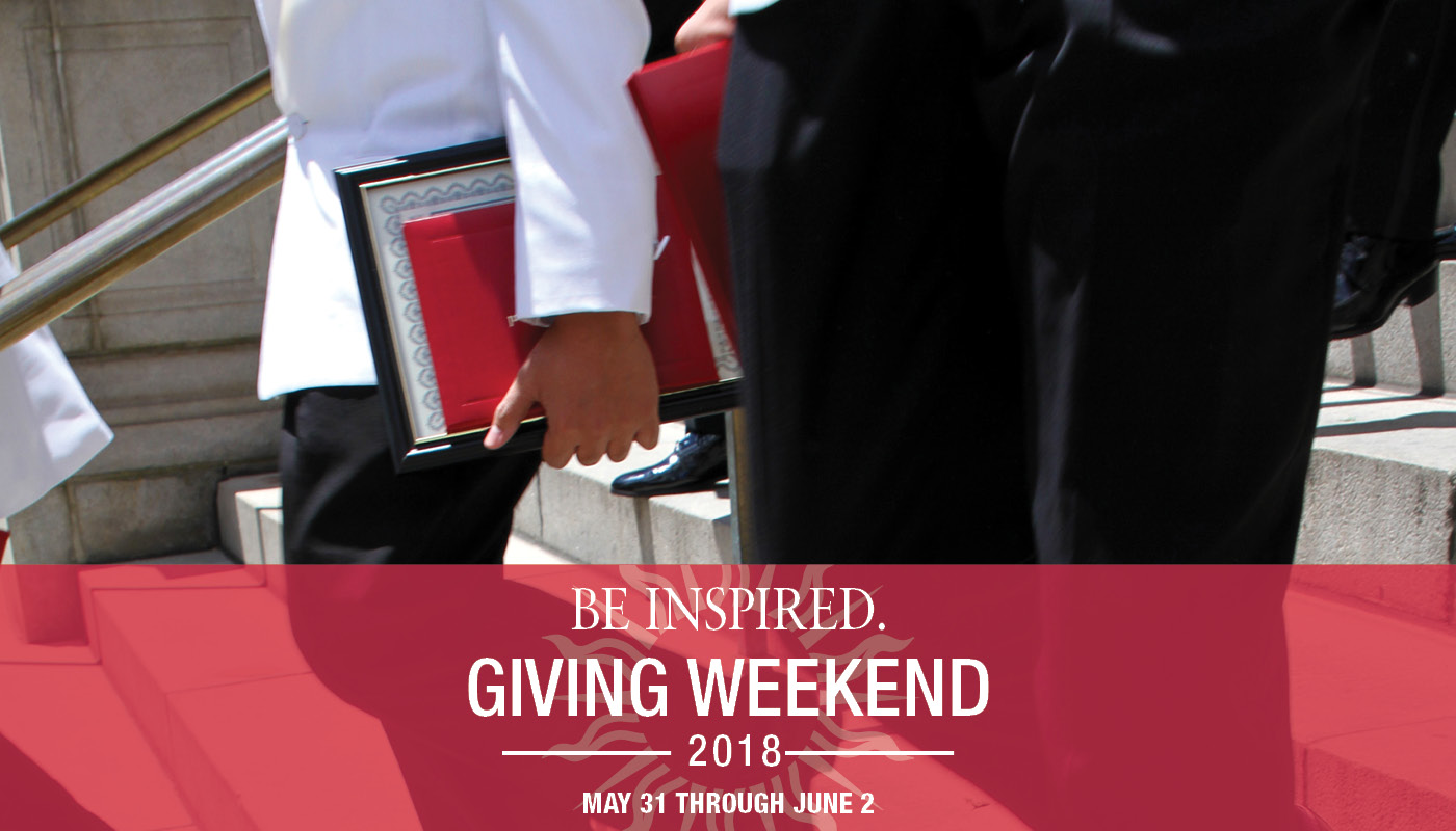 Giving Weekend 2018